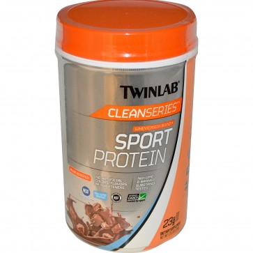 Twinlab Clean Series Sport Protein Chocolate 1.75 Lbs