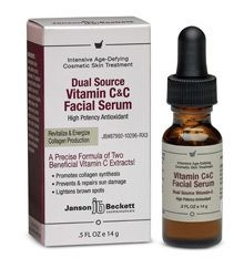 Vitamin C&C Facial Serum Janson Beckett