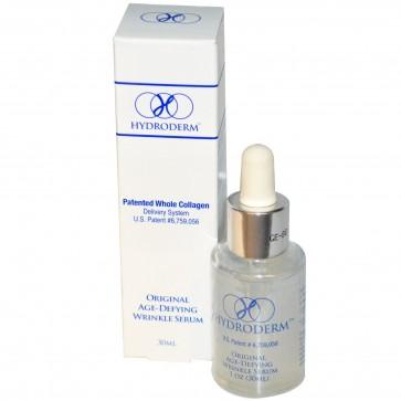 Hydroderm Wrinkle Reducer - Age Defying Hydroderm Wrinkle Serum - 1 oz / 30 ml