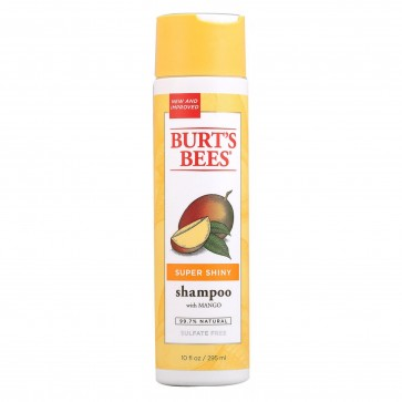 Burt's Bees Super Shiny Shampoo with Mango 10 fl oz