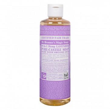 Dr. Bronner's Pure Castile Bar Organic Soap Lavender 5 oz