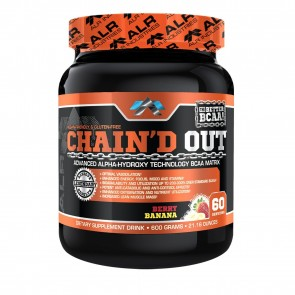 ALR Industries- Chain'd Out BCAA Berry Banana 60 Servings (600 Grams)