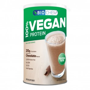 Biochem 100% Vegan Protein Chocolate 16.2 oz