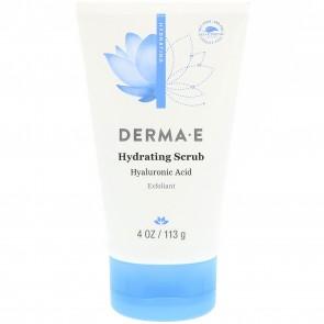 Derma E Hydrating Scrub with Hyaluronic Acid 4 oz (113 g)