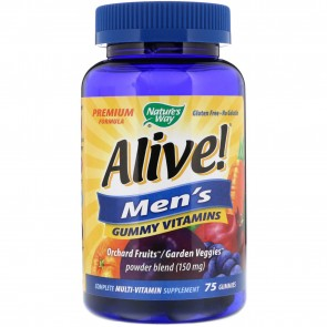 Natures Way Alive Once Daily for Women 50+ 60