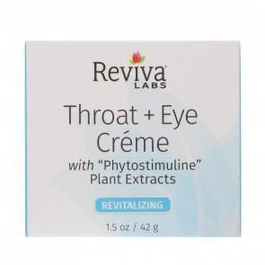 Reviva Throat and Eye Cream | Throat and Eye Cream