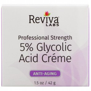 Reviva Glycolic Acid Cream | Glycolic Acid Cream