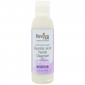 Reviva Glycolic Acid Facial Cleanser | Glycolic Acid Facial Cleanser
