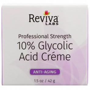 Reviva 10% Glycolic Acid Cream | 10% Glycolic Acid Cream
