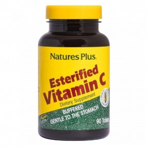Natures Plus Esterified Vitamin C 90 Tablets