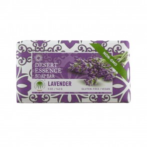 Desert Essence Lavender Soap Bar 5 oz