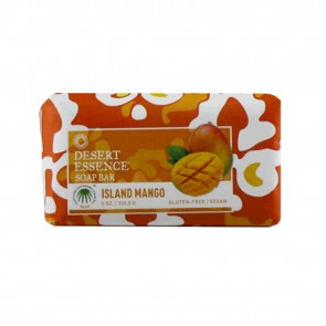 Desert Essence Island Mango Soap Bar 5 oz