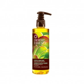 Desert Essence Castile Liquid Soap 8 fl oz