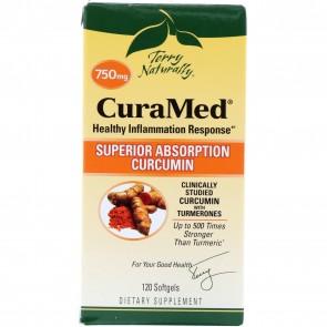 Terry Naturally CuraMed 750 mg | CuraMed 750 mg