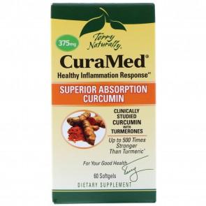 Terry Naturally CuraMed 375 mg | CuraMed 375 mg