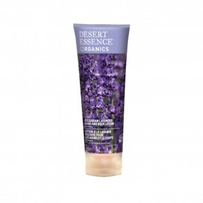 Organics Bulgarian Lavender Hand and Body Lotion