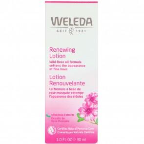 Weleda Smoothing Facial Lotion Wild Rose 1.0 fl oz