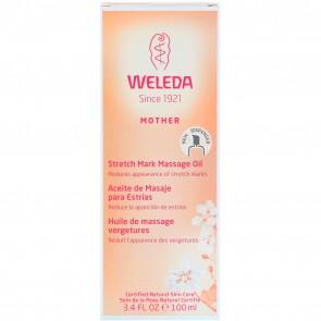 Weleda Stretch Mark Massage Oil 3.4 fl oz