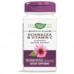 Nature's Way Echinacea & Esther C 100 Capsules