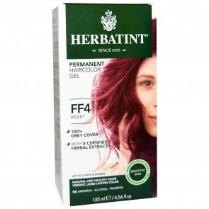Herbal Haircolor Gel Permanent FF4 by Herbatint
