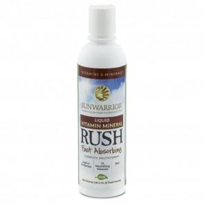 Sunwarrior Liquid Vitamin Mineral Rush 8 fl oz