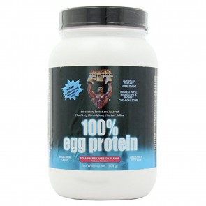 Healthy 'N Fit 100% Egg Protein Strawberry Passion 2 lbs