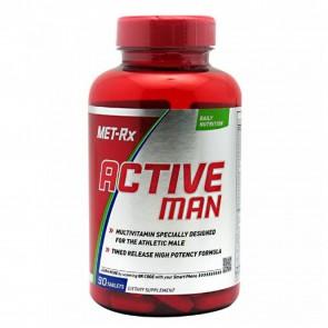 MET-Rx Active Man Daily Multivitamin 90 Tablets