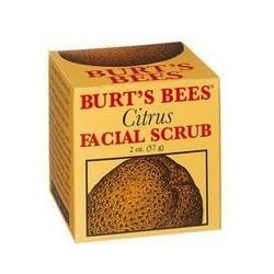 Burt's Bees Citrus Facial Scrub 2 oz
