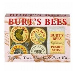 Burt's Bees Tips n' Toes Hands & Feet Kit