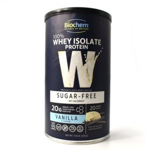 Sugar Free 100%Whey Protn Vanilla