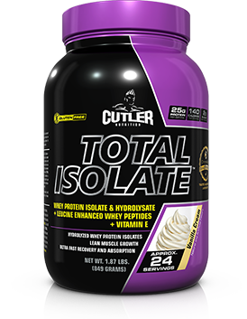 Cutler Nutrition Total Isolate Review | Cutler Nutrition Total Isolate