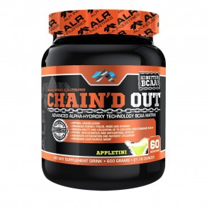 Chain'd Out Appletini|ALR Industries- Chain'd Out BCAA Appletini 60 Servings (621 Grams)
