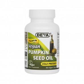 Deva Vegan Vitamins Vegan Pumpkin Seed Oil 90 Vegan Caps