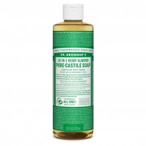 Dr. Bronner's Pure Castile Liquid Soap Almond 16 oz