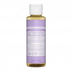 Dr. Bronner's Pure Castile Liquid Soap Lavender 4 oz