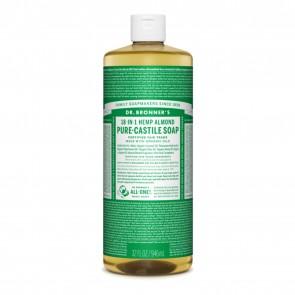 Dr. Bronner's Pure Castile Soap Almond 32 oz