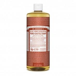 Dr. Bronner's Pure Castile Soap Eucalyptus 32 oz