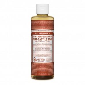 Dr. Bronner's Pure Castile Soap Eucalyptus 8 oz