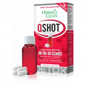 Herbal Clean QShot Tropical Flavor