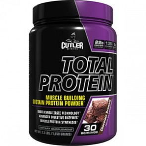 Cutler Nutrition Total Protein Review | Cutler Nutrition Total Protein
