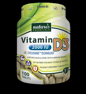 Natures Essentials Vitamin D3   Natures Essentials Vitamin D3 Review